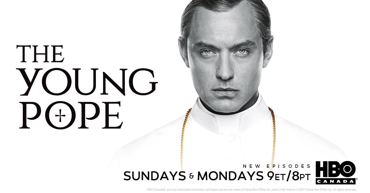 HBOC_TheYoungPope_Facebook-PostImage_NewEpisodes_1200x628