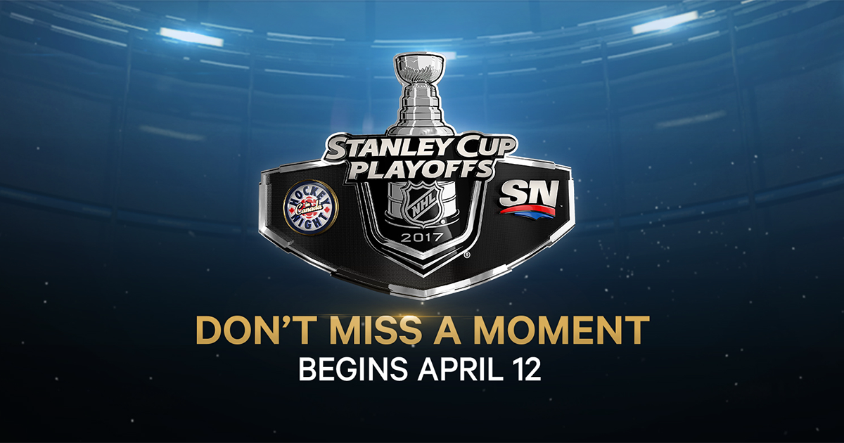 Hey Hockey Fans, VMedia Has You Covered!
