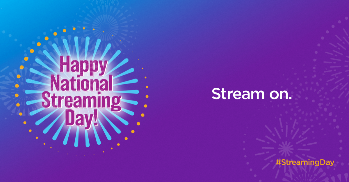Happy #StreamingDay – Win A Roku Streaming Stick+!