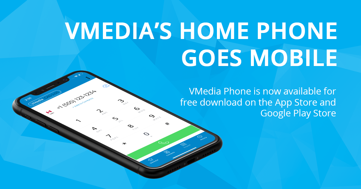 VMedia Phone App
