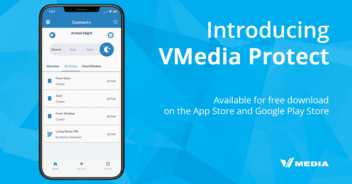 vmedia protect home security