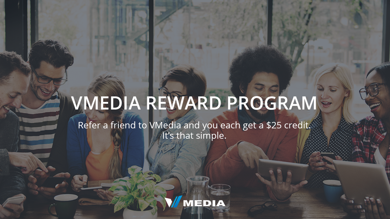 vmedia reward program