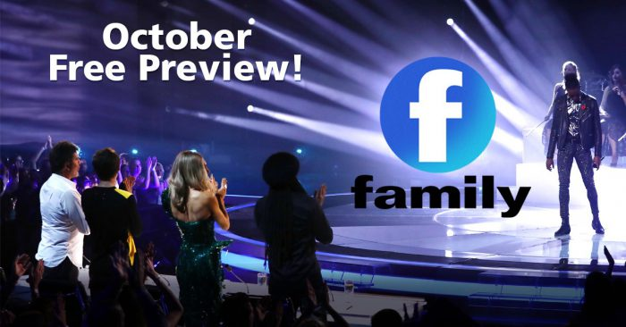 Free Preview – Family Channel, Family Jr and Family CHRGD!