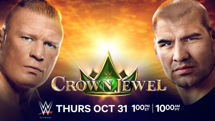 Don't Miss WWE Crown Jewel