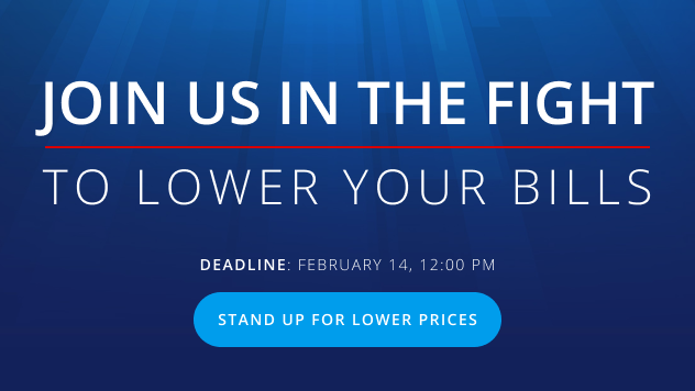 Fight for Lower Internet Prices