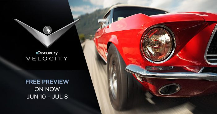Discovery Velocity – On Free Preview!
