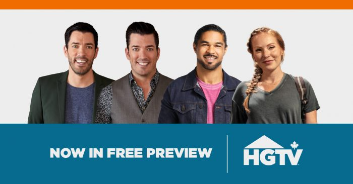HGTV – Now On FREE Preview!