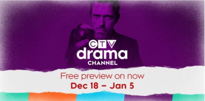 ctv drama freeview