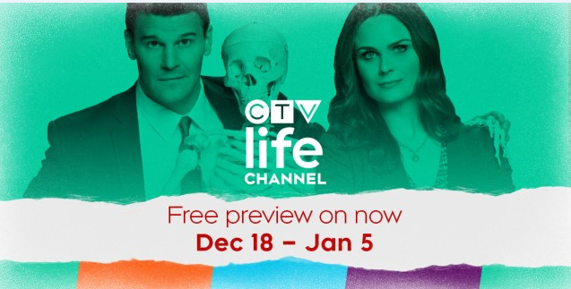 CTV Life Channel on FREE PREVIEW!