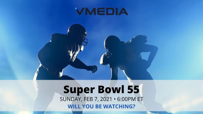 Super Bowl LV will be played this Sunday!