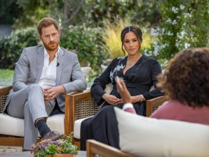 Watch Oprah's interview with Prince Harry and Meghan on VMedia
