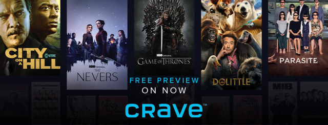 Crave Free Preview