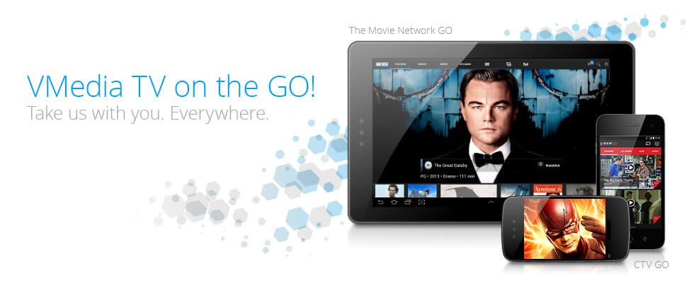 VMedia | GoApps | Watch TV on the Go