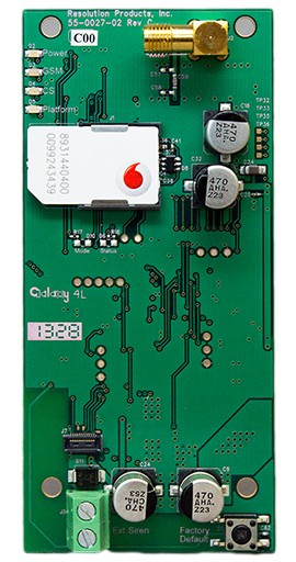 GSM Expansion Card