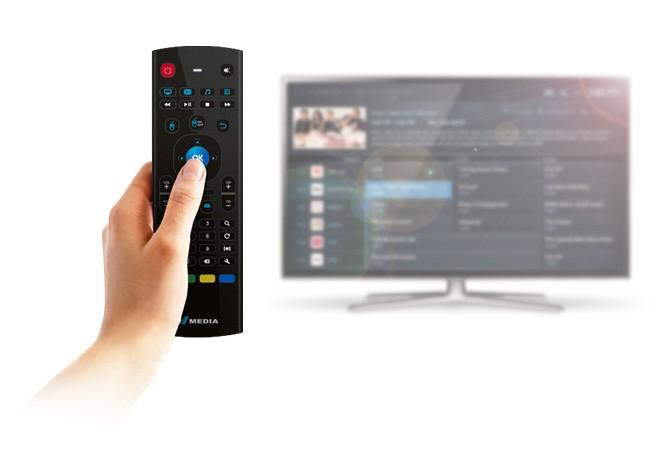 Remote Control   VBOX User Manual   VMedia