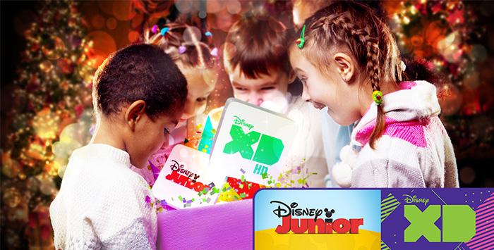 Disney Junior and Disney XD – Free Previews!