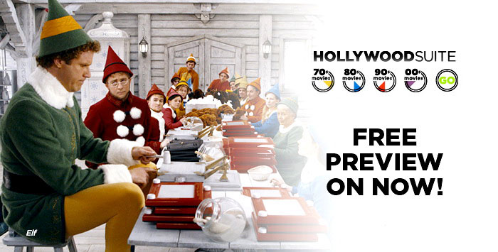 Hollywood Suite on Free Preview!