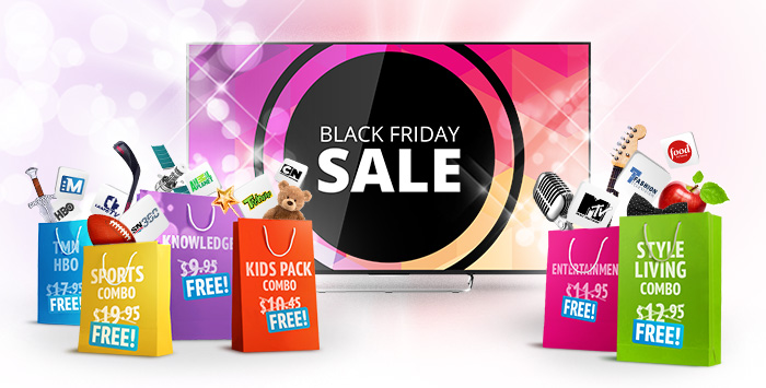 One Month FREE on Any VMedia TV Theme Pack!