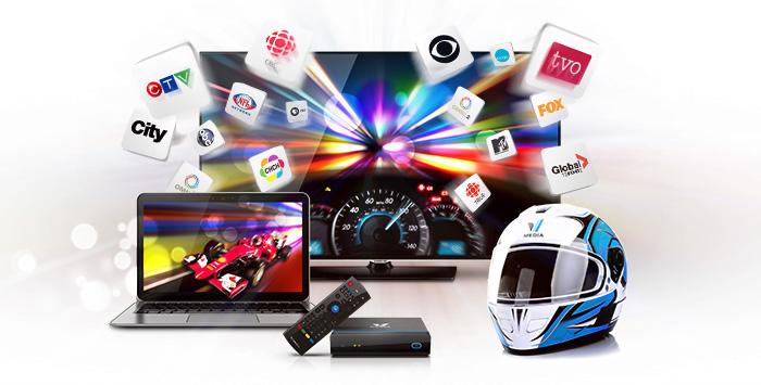 Cable 100 & Premium Basic TV  – $119.90