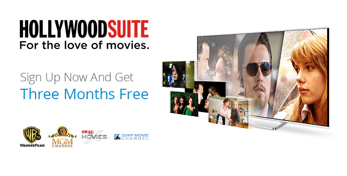 Hollywood Suite – 3 Months Free!