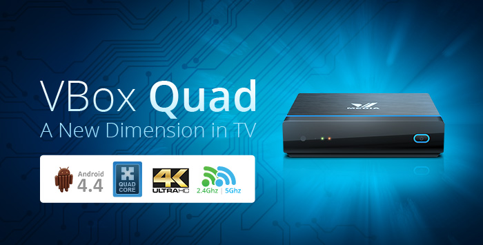 VMedia Introduces New VBox Quad!