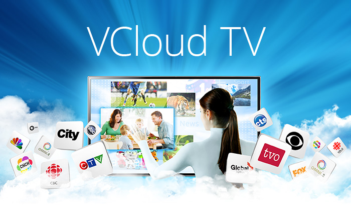 VMedia Introduces Cloud TV in Canada